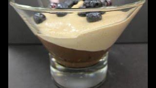 Healthy Vanilla Creme Pudding: Raw, Vegan, Gluten-free