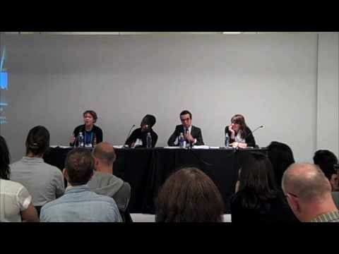 Beyond the White Cube II: International Networks, Converge Curators Forum, Art Chicago