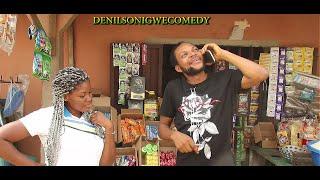 DENILSON IGWE COMEDY - BAD MARKET