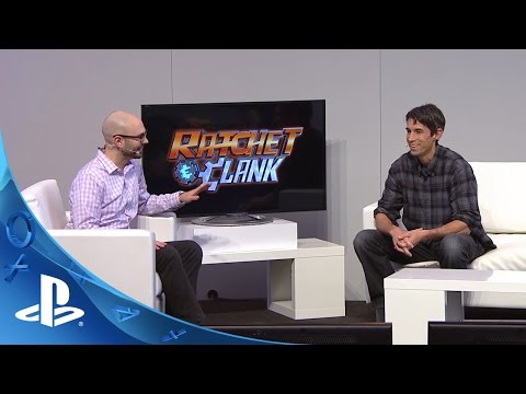 PlayStation Experience 2015: Ratchet & Clank - LiveCast Coverage | PS4