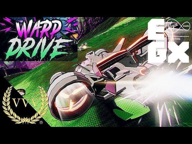 Warp Drive - EGX 2019