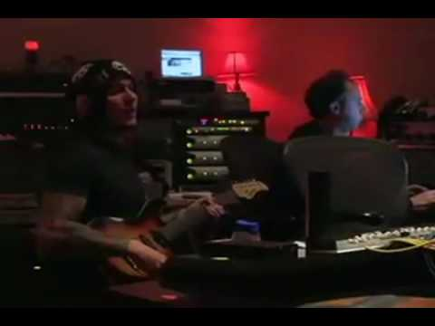''Avenged Sevenfold making the album''  Unbound (The Wild Ride)