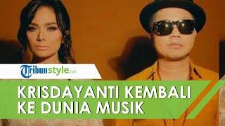 Krisdayanti Comeback di Dunia Musik, Rilis Ulang Single 'Hanya Memuji'', Duet Bareng Sandhy Sondoro