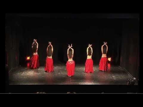 Finger Cymbals (Zills) Belly Dance 2011 - Fleur Estelle Dance Company