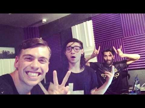 RULLIK MORGAN: Skrillex & Yellow Claw  - ID UNRELEASED