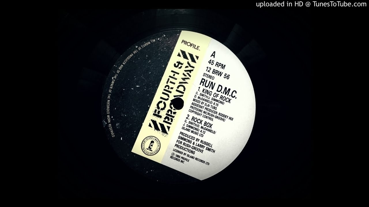 Download Run-D.M.C. - King of Rock