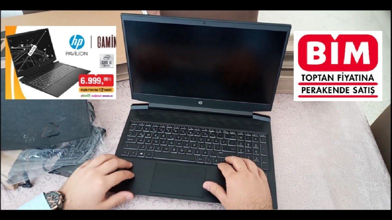Bim'e Gelen HP Pavilion Gaming Laptop Kutu Açılımı! GERÇEK VİDEO!!!