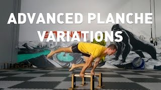 Advanced Planche Variations (Part 4 of 4)