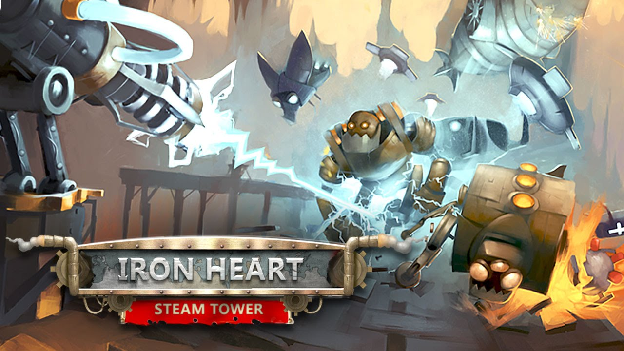 Iron Heart: Steam Tower > iPad, iPhone, Android, Mac & PC Game | Big