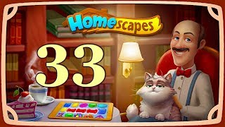 HomeScapes level 33