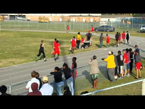 J Track Meet 800m 04/20/2016 Havelock Middle School