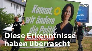 Bundestagswahl: Diese Erkenntnisse haben überrascht