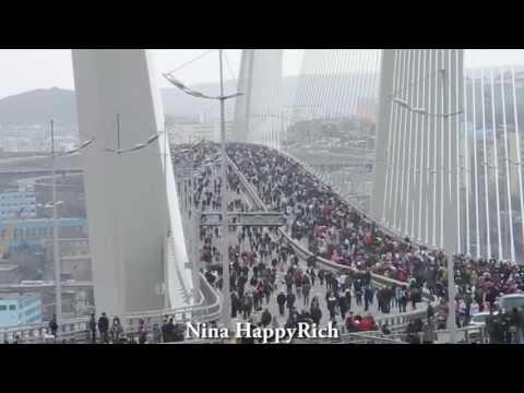 NHR ♥ Владивосток 1 мая 2013 / Dubstep & Timelapse ♥ Nina HappyRich