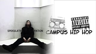 Spekulativ Fiktion on Campus Hip Hop
