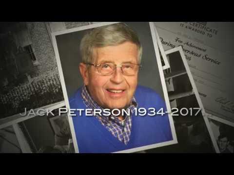 Jack Peterson 1934-2017