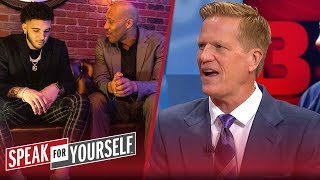 Ric Bucher takes issue with LaVar Ball telling his sons to invest in BBB | NBA | SPEAK FOR YOURSELF