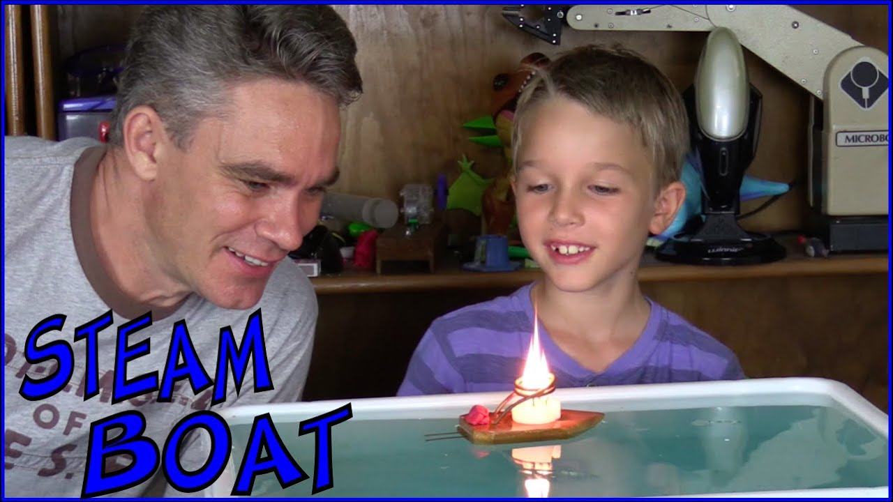 how to make a simple pop pop boat download