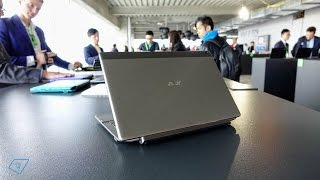 Hands-On: Acer Aspire Switch 11 V mit Intel Core M