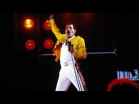 Queen Live At Wembley Stadium 1986 [Full Version]