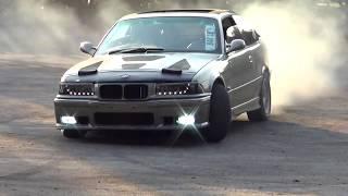 Neat BMW spin/drift Lusaka Zambia