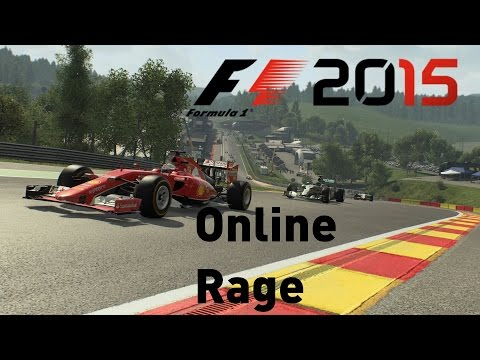 Why I hate F1 2015 Online |