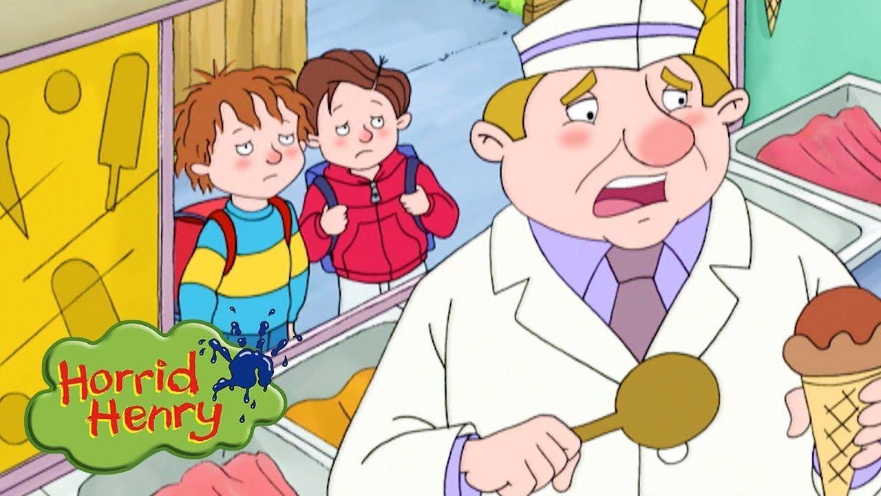 Download Ice Cream Truck   Horrid Henry   Cartoons for Children