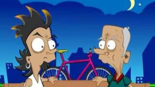 CAPSULA 6 El Abuelo Bicicleto