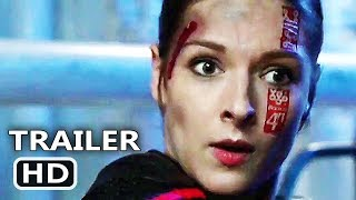THE LAST STARSHIP Trailer (2018) Sci-Fi, Action Movie