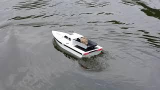 Карповый кораблик самодельный