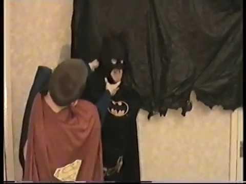 Batman V Superman By Elliott Woolrich And Lucas Woolrich.