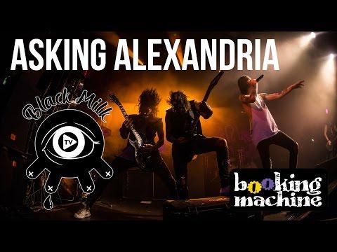 Asking Alexandria interview