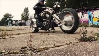 "Мотоцикл ""Терминатор""   проморолик"