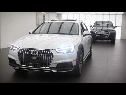 2017 Audi A4 Allroad quattro Walk-Around Video
