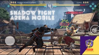 Random fight in Shadow Fight Arena mobile game | Fighting game walkthrough | 1st impression screenshot 2
