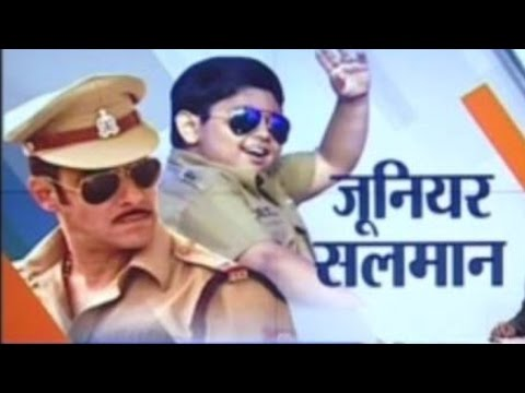 Meet Junior Salman