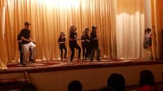 Конкурс танцев Стартинейджер в городе Тайынша)