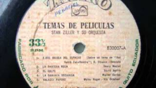 STAN ZILLER AND HER ORCHESTRA ~ ONLY YOUR LOVE (VALACCI PAPERS)