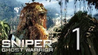 sniper ghost warrior let s play walkthrough part 1 one shot one kill