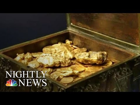 In New Mexico, The Deadly Search For A $2 Million Treasure | NBC Nightly News