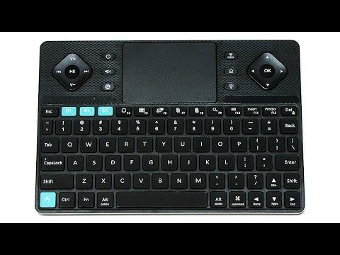 Rii K16 Dual Mode Wireless Keyboard