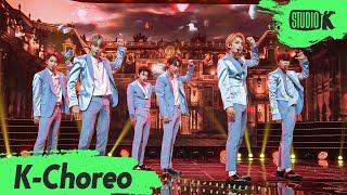 [K-Choreo 6K] 베리베리 직캠 'Get Away' (VERIVERY Choreography) l @MusicBank 210326