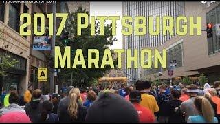 Pittsburgh Marathon 2017