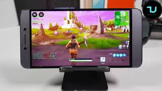 Playing Fortnite on Leeco smartphone! Leeco LE S3 Gameplay Vortex App/PC Games