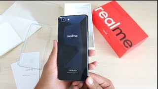 Oppo Realme 1 Unboxing, Camera, Features, Quick review | Hindi