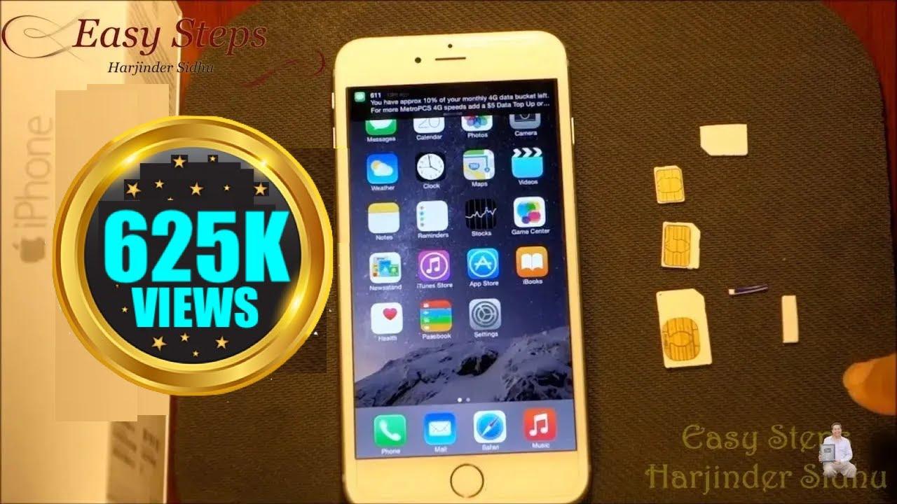 Sim Card For Sprint Iphone  Plus