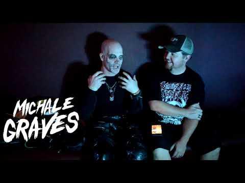 Michale Graves Interview 2017
