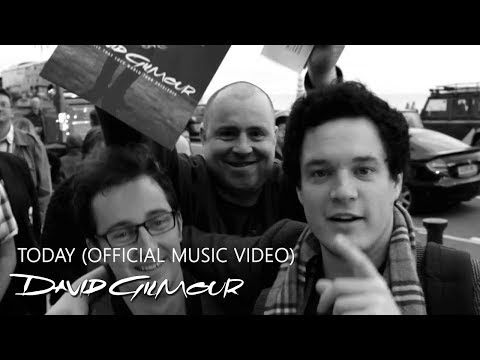 David Gilmour - Today (Official Music Video)