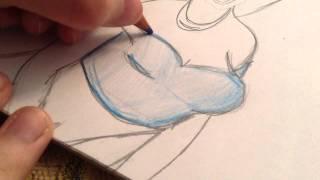 how to draw jasmine tutorial
