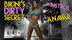 Dirty Secret of Bikini Competing - Anavar - Winstrol
