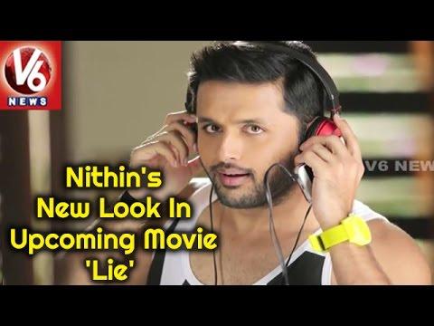 Nithins New Look In Upcoming Movie Lie Hanu Raghavapudi